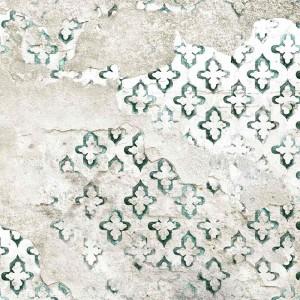 Mural Stamp Emerald